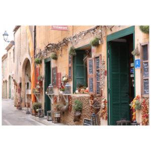 De dorpstraat