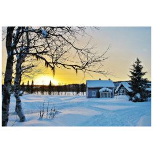 Winter in Noorwegen